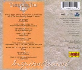 Various Artists - Through the Fire