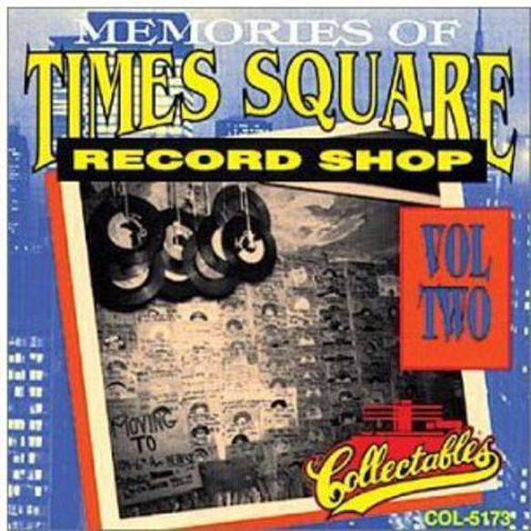 Various Artists - Times Square Records, Vol.2