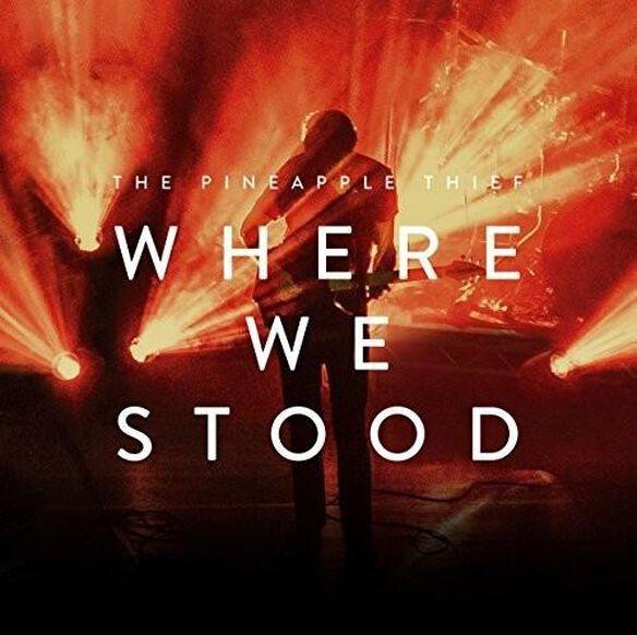 Where We Stood (W/Dvd)
