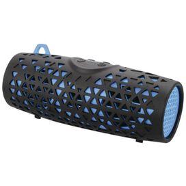 iLive ISBW337BU Portable/Floating Bluetooth Speaker (Black/Blue)
