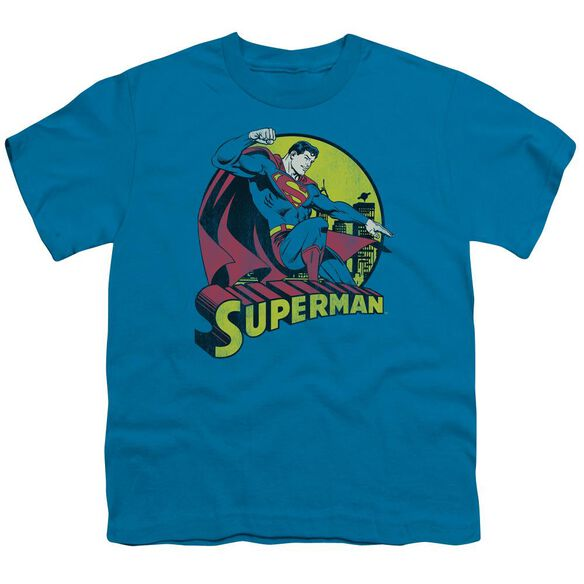 Dc Superman Short Sleeve Youth T-Shirt