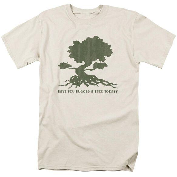TREE HUGGER - ADULT 18/1 - CREAM T-Shirt