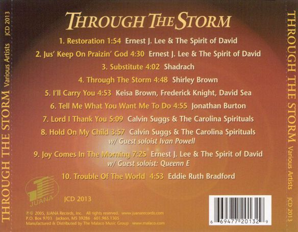 Through The Storm 0705