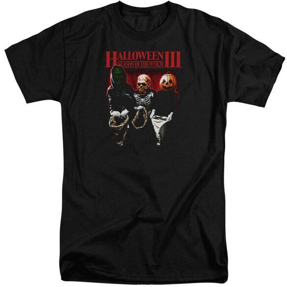 Halloween Iii Trick Or Treat Short Sleeve Adult Tall T-Shirt
