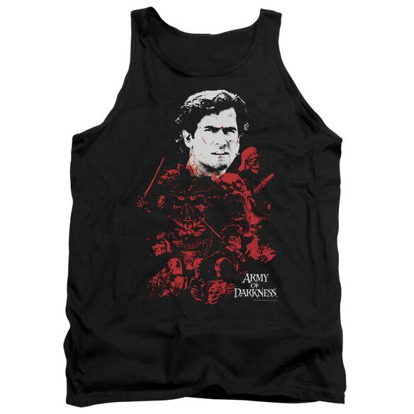 Army Of Darkness Pile Of Baddies Adult Tank