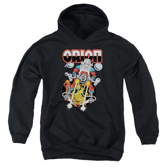 Dc Orion Youth Pull Over Hoodie