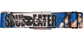 Soul Eater Beach Group Seatbelt Belt