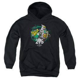Power Rangers Green 25 Youth Pull Over Hoodie