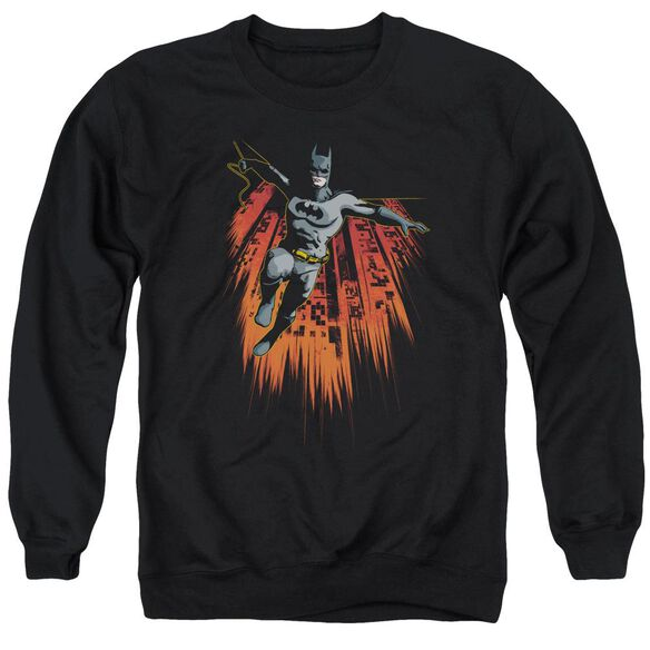 Batman Majestic Adult Crewneck Sweatshirt