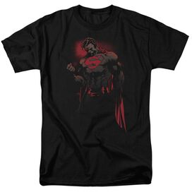 Superman Red Son Short Sleeve Adult T-Shirt