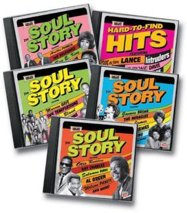 Various Artists - Soul Story Infomercial Set