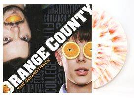 Original Motion Picture Soundtrack - Orange Country Soundtrack [Exclusive White w/ Orange Splatter Vinyl]
