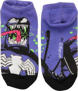 Venom Tongue Low Cut Socks