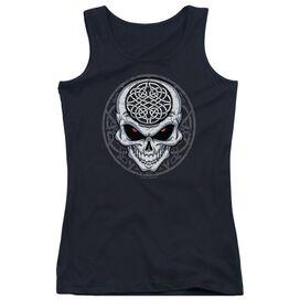 Celtic Skull Juniors Tank Top
