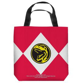 Power Rangers Red Ranger Tote