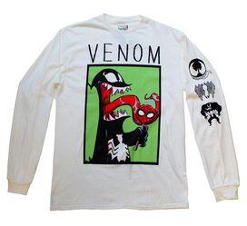 Venom Lollipop Long Sleeve T-Shirt