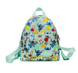Loungefly Stitch Aloha Mini Backpack