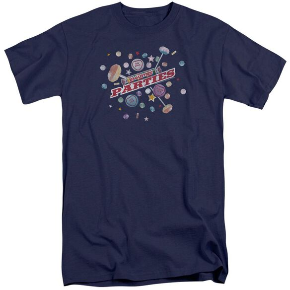 Smarties Parties Short Sleeve Adult Tall T-Shirt