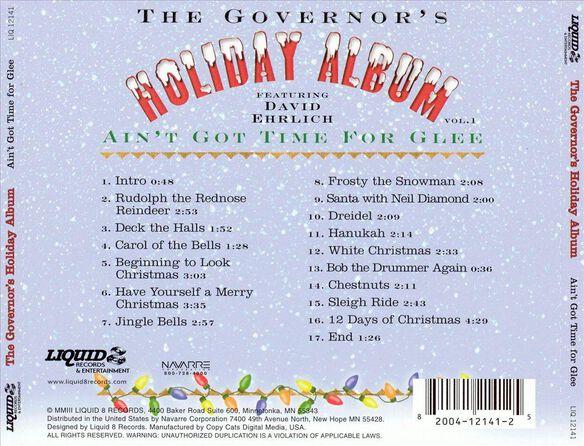 Governors Holiday Albm V1