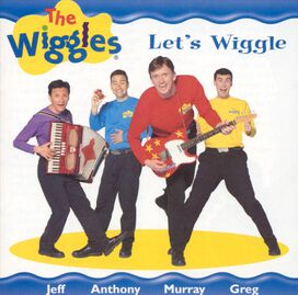 The Wiggles - Let's Wiggle