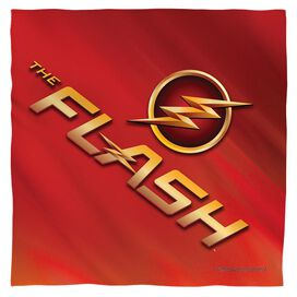 The Flash Tv Logo Bandana