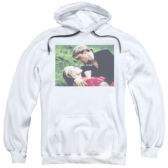 Princess Bride As You Wish Adult Pull Over Hoodie
