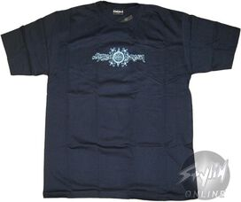 Religion Ornate Cross T-Shirt