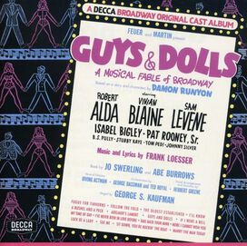Various Artists - Guys and Dolls [Original Broadway Cast]