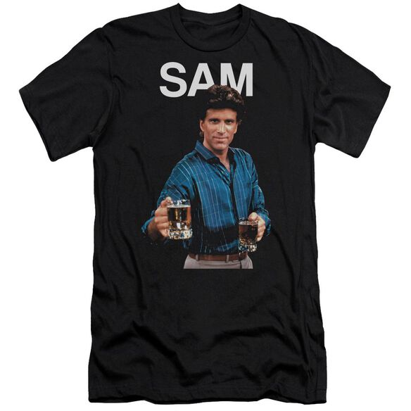 Cheers Sam Short Sleeve Adult T-Shirt