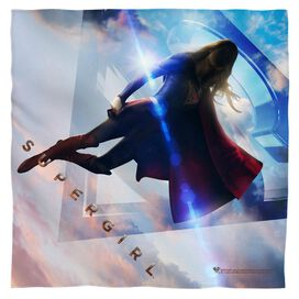 Supergirl Endless Sky Bandana