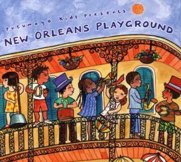 Hack Bartholomew - New Orleans Playground