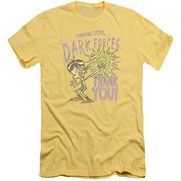 Dexter's Laboratory Dark Forces Short Sleeve Adult T-Shirt