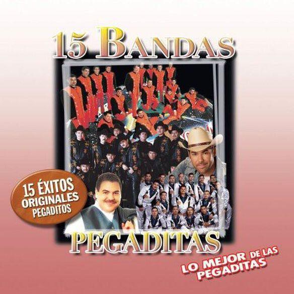 Various Artists - 15 Bandas Pegaditas