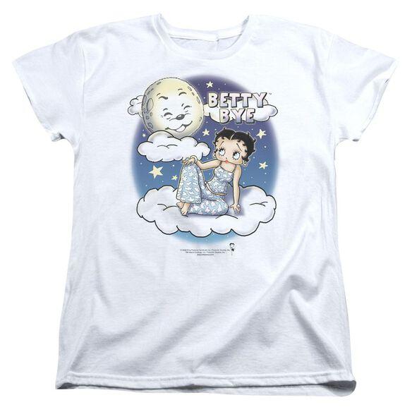 Betty Boop Betty Bye Short Sleeve Women's Tee T-Shirt
