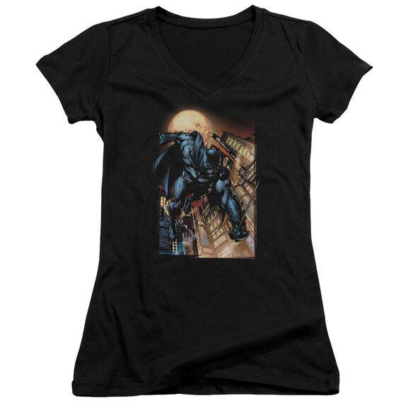 Batman The Dark Knight #1 Junior V Neck T-Shirt