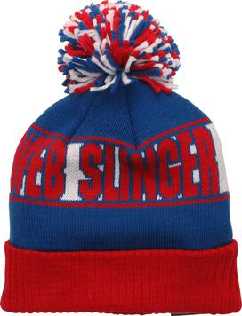 Spiderman Web Slinger Pom Beanie