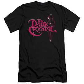 Dark Crystal Bright Logo Short Sleeve Adult T-Shirt