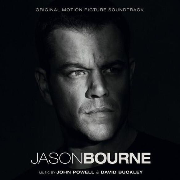 John Powell - Jason Bourne (Original Motion Picture Soundtrack)