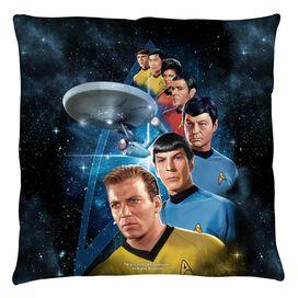 Star Trek Among The Stars Throw