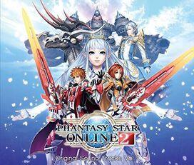 Phantasy Star Series - Phantasy Star Online 2 Original Soundtracks Vol 7 (Original Soundtrack)