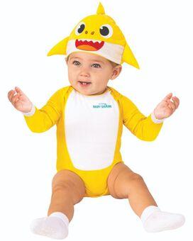 Baby Shark Child Costume