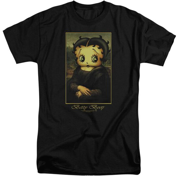 Betty Boop Boopalisa Short Sleeve Adult Tall T-Shirt