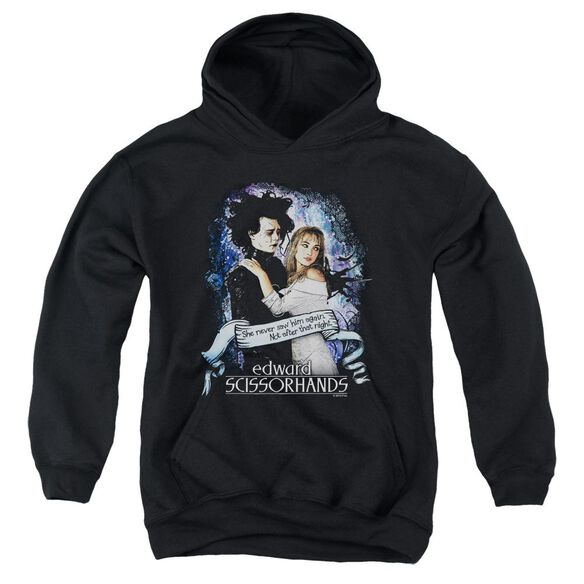 Edward Scissorhands That Night Youth Pull Over Hoodie