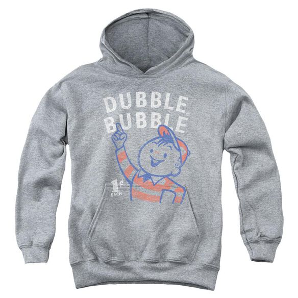Dubble Bubble Pointing Youth Pull Over Hoodie