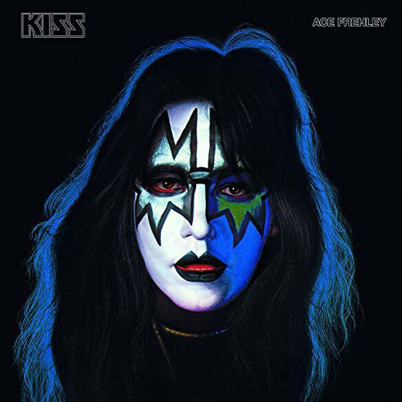 Kiss - Ace Frehley: German Version