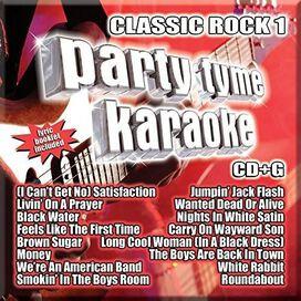 Various Artists - Party Tyme Karaoke: Classic Rock, Vol. 1 / Various
