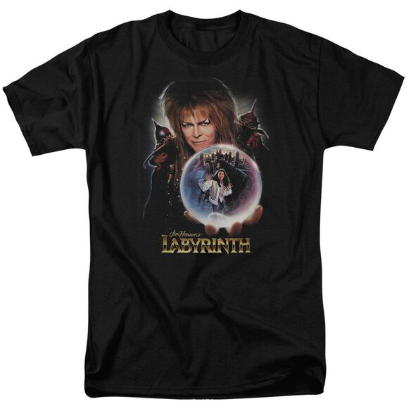 Labyrinth I Have A Gift Short Sleeve Adult T-Shirt