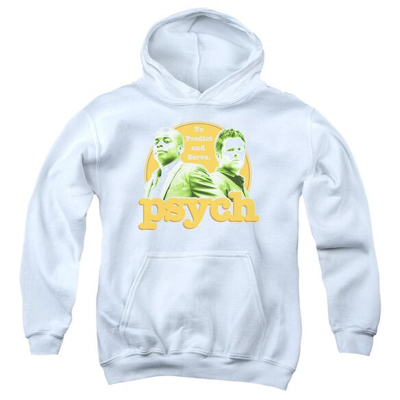 Psych Predictable Youth Pull Over Hoodie