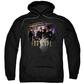 Farscape Cast Adult Pull Over Hoodie