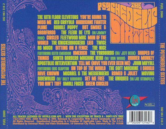 Psychedelic Sixties 0703